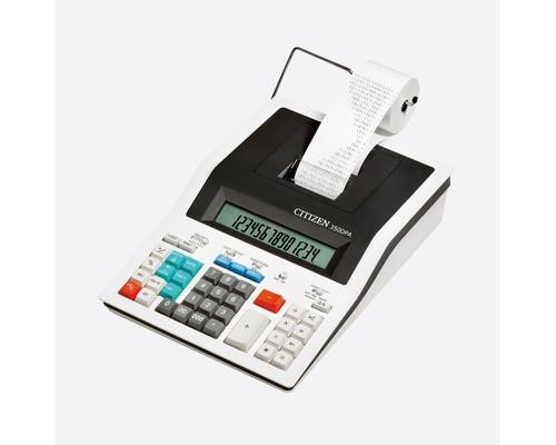 Калькулятор печатающий Citizen 350DPA 14-разрядный - (361477К)