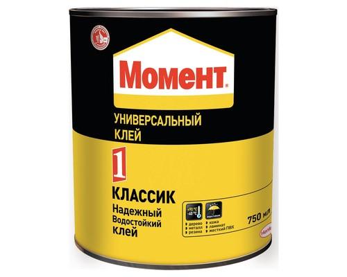Клей контактный Момент-1 750 мл - (561015К)