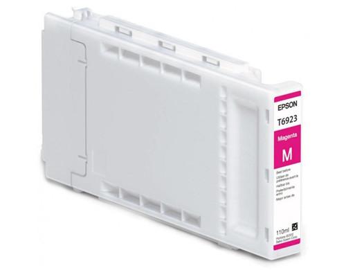 Картридж струйный Epson T6923 C13T692300 пурпурный оригинальный - (311638К)