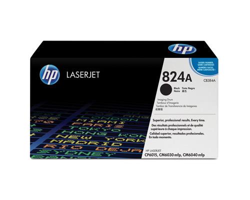 Драм-картридж HP 824A CB384A черный оригинальный - (152324К)