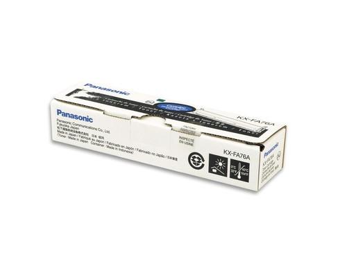 Тонер-картридж Panasonic KX-FA76A черный - (45425К)