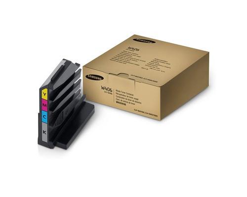 Емкость для отработанного тонера Samsung CLT-W406 для Samsung CLP-360 CLX-3300 - (325274К)
