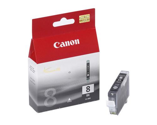 Картридж струйный Canon CLI-8BK 0620B024 черный оригинальный - (70910К)