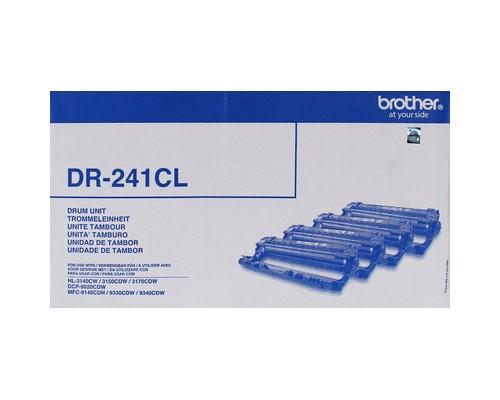 Барабан Brother DR-241CL цветной - (325256К)