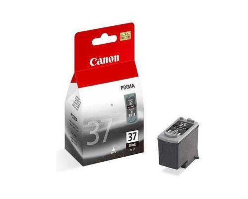 Картридж струйный Canon PG-37 2145B005 черный оригинальный - (167934К)