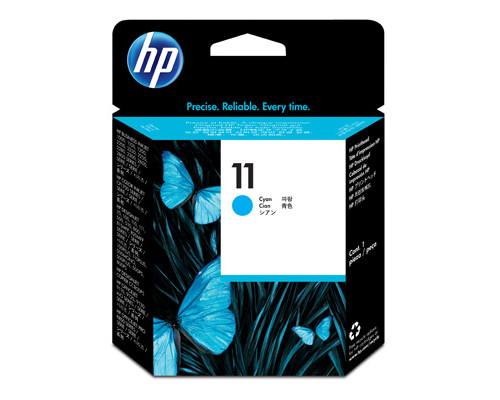 Головка печатающая HP 11 C4811A голубая - (46312К)