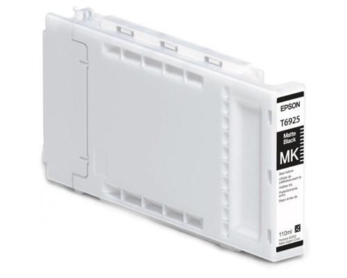Картридж струйный Epson C13T692500 матовый черный оригинальный - (311640К)