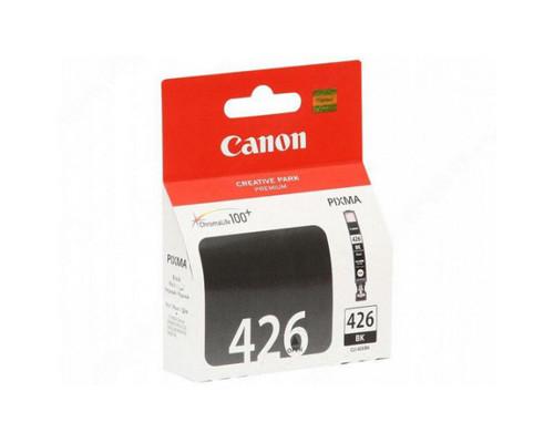 Картридж струйный Canon CLI-426BK 4556B001 черный оригинальный - (186599К)