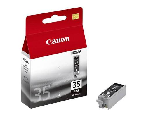 Картридж струйный Canon PGI-35 1509B001 черный оригинальный - (170820К)