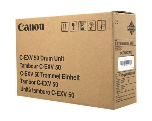 Барабан Canon C-EXV50 9437B002AA черный - (571896К)