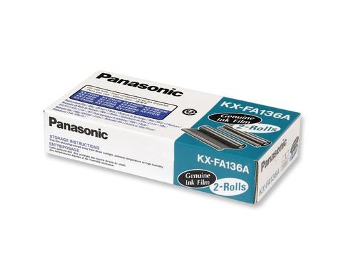 Термопленка Panasonic KX-FA136A7 черная оригинальная - (8064К)