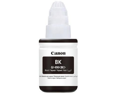 Контейнер с чернилами Canon GI-490BK 0663C001 черный оригинальный - (555994К)