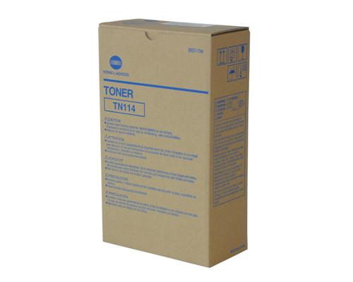 Тонер-картридж Konica Minolta TN-114 черный - (163639К)