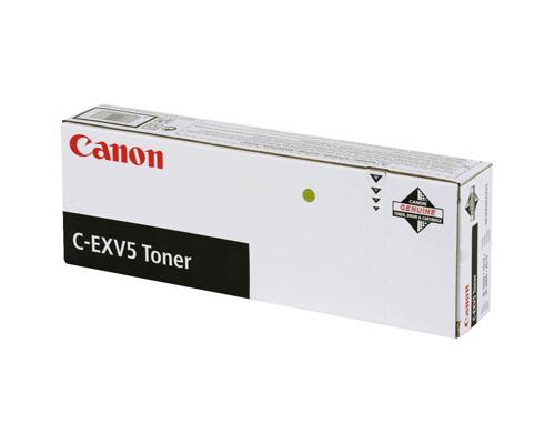Тонер-картридж Canon C-EXV5 6836A002 черный - (67457К)