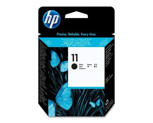 Головка печатающая HP 11 C4810A черная - (46311К)