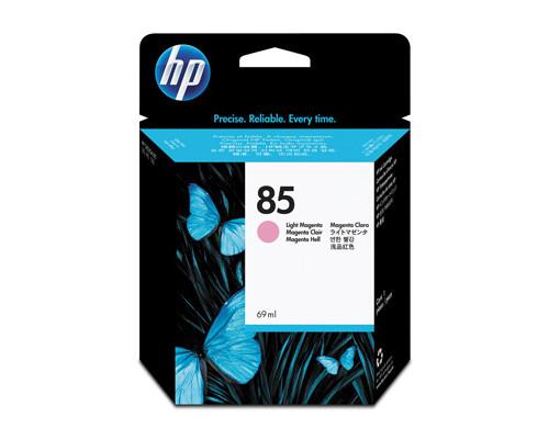 Картридж струйный HP 85 C9429A светло-пурпурный оригинальный - (147977К)