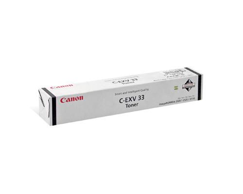 Тонер-картридж Canon C-EXV33 2785B002 черный - (177038К)