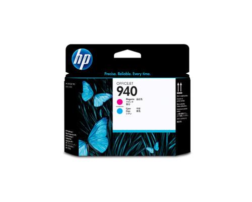 Головка печатающая HP 940 C4901A пурпурная и голубая - (149944К)