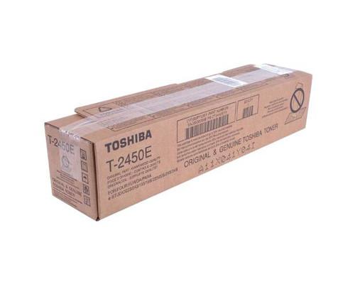 Тонер Toshiba T-2450E черный повышенной емкости оригинальный - (248035К)