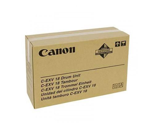Барабан Canon C-EXV18 0388B002AA черный - (161719К)