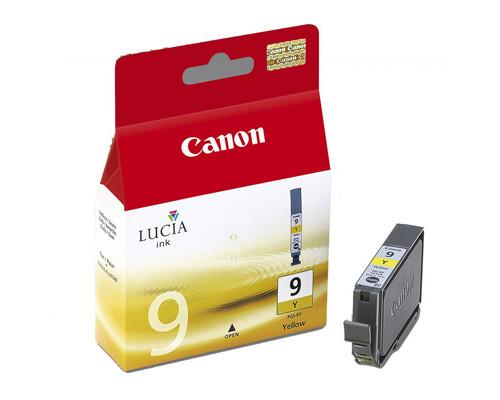 Картридж струйный Canon PGI-9Y 1037B001 желтый оригинальный - (186608К)