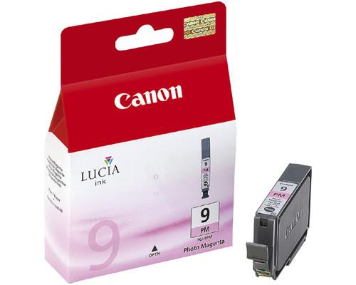 Картридж струйный Canon PGI-9PM 1039B001 фото пурпурный оригинальный - (206632К)