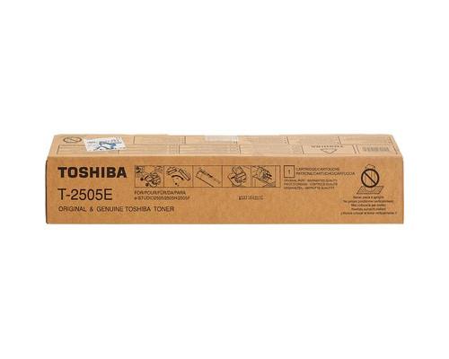 Тонер Toshiba T-2505E черный оригинальный - (327348К)