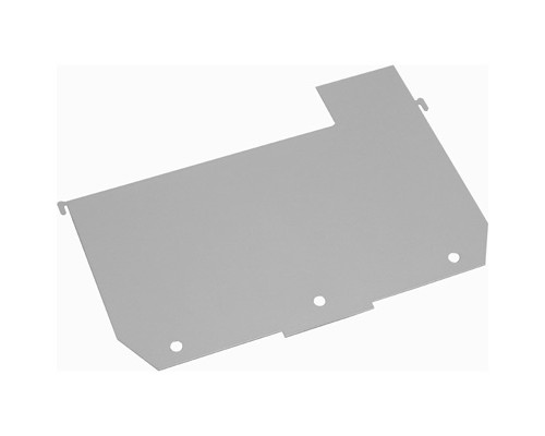 Разделитель поперечный Практик для картотеки AFC-07 металл 14 штук - (243218К)
