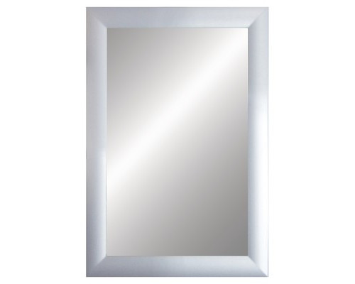 Зеркало настенное Attache 644x436 мм серебро - (529840К)