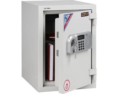 Сейф огнестойкий Cobalt BS-T500EL ключевой и электронный замки - (398321К)