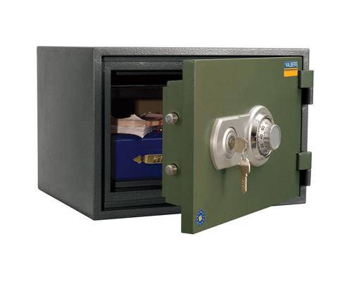 Сейф огнестойкий Valberg FRS-30 CL ключевой и механический замки - (148536К)
