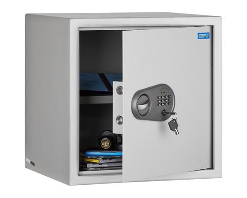 Сейф мебельный Cobalt EK-40 электронный замок с аварийным ключом - (388275К)
