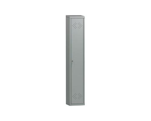 Шкаф для одежды металлический Практик LS-01-40 418x500x1830 мм - (355308К)