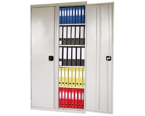 Шкаф для документов металлический ШХА100 980x500x1850 мм - (355855К)