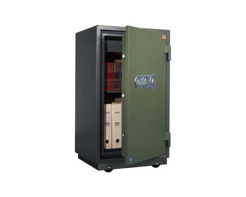 Сейф огнестойкий Valberg FRS-99 TKL с трейзером 2 ключевых замка - (269087К)