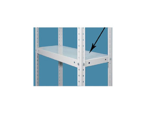 Комплект дополнительных полок к стеллажу МС 244/245 1000x400 мм 4 штуки - (78491К)