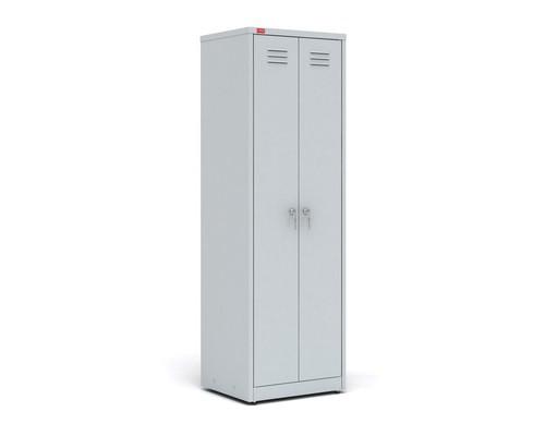 Шкаф хозяйственный металлический Cobalt ШРМ-22У 600x500x1860 мм - (231457К)