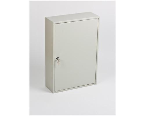 Шкаф для ключей Office-Force 20087 серый на 150 ключей металлический - (198485К)