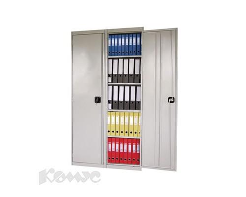 Шкаф для документов металлический ШХА-100 980x385x1850 мм - (199500К)