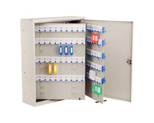 Шкаф для ключей Shuh RU KBP-240 серый на 240 ключей пластиковый - (312565К)