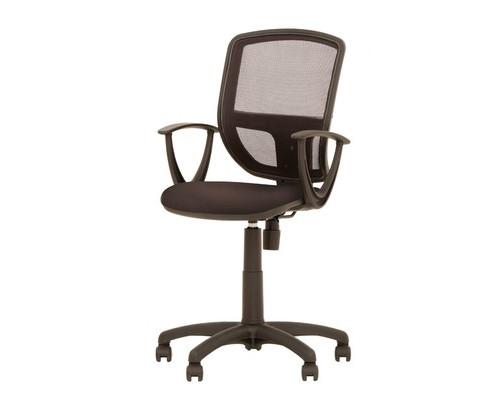 Кресло офисное Betta GTP черное ткань/пластик - (649668К)