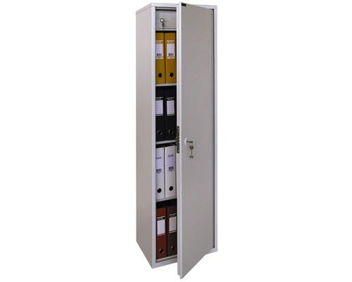 Шкаф бухгалтерский металлический Практик SL-150T трейзер 460x340x1490 мм - (98555К)