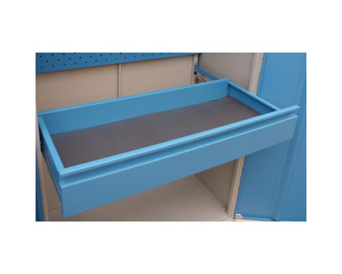 Металлический ящик для инструментального шкафа ВЛ-05 940x485x150 мм - (161463К)
