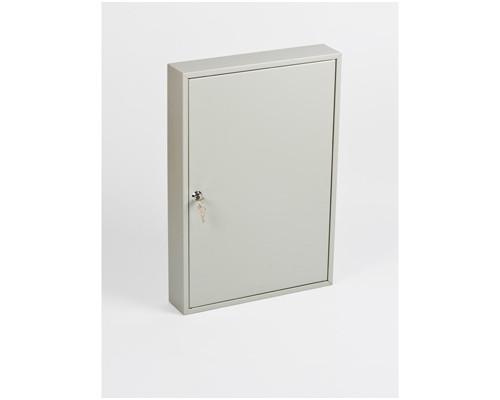Шкаф для ключей Office-Force 20086 серый на 100 ключей металлический - (198484К)
