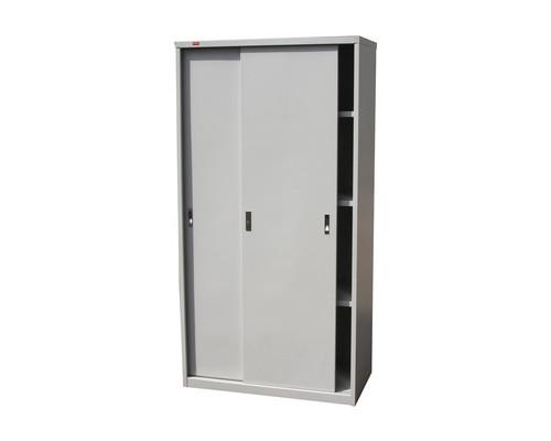 Шкаф для документов металлический ШАМ-11.К тамбурный 960x450x1860 мм - (277636К)