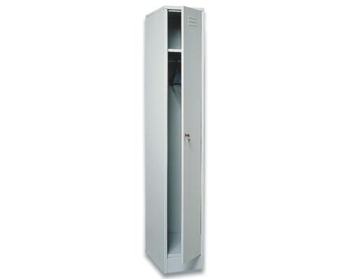 Шкаф для одежды металлический ШРМ11 300x500x1860 мм - (34391К)