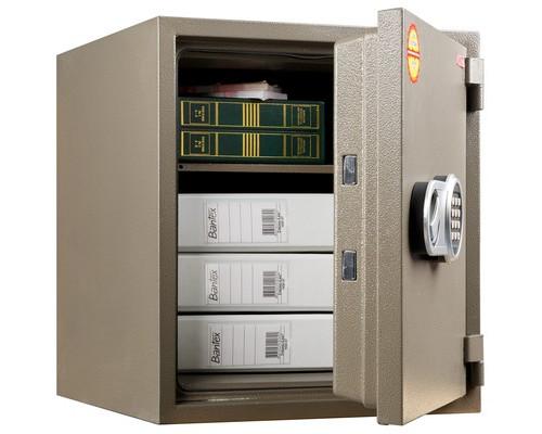 Сейф огнестойкий AIKO FRS-500 E коричневый электронный замок - (667762К)