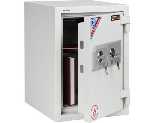 Сейф огнестойкий Cobalt BS-K500K 2 ключевых замка - (398320К)