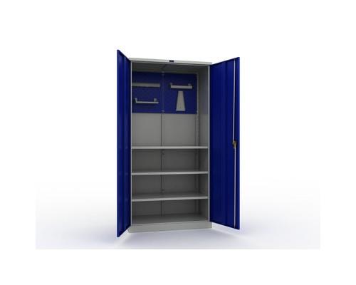 Шкаф инструментальный Практик комплект №1 950x500x1900 мм - (450827К)
