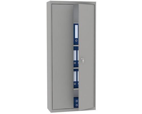 Шкаф архивный металлический ШМС-435 800х350х1880 мм - (491621К)